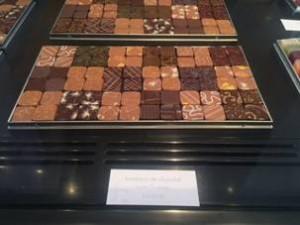 Bonbons de chocolat 72pieces €64